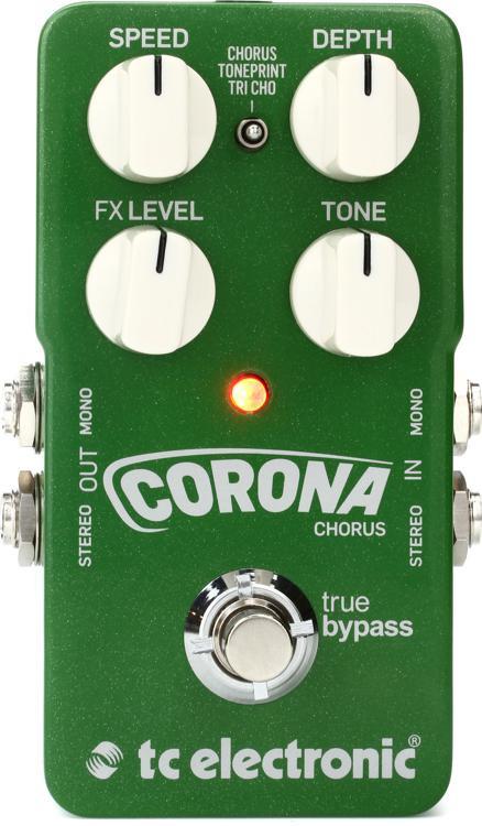TC Electronic Corona Chorus Pedal image 1