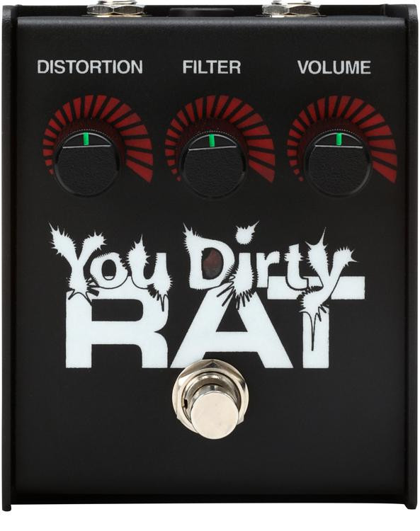 Pro Co You Dirty Rat Fuzz Pedal image 1