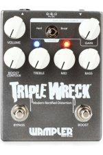 Wampler Triple Wreck High Gain Distortion Pedal