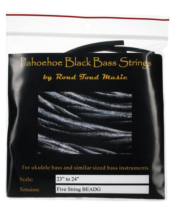Road Toad Music U-Bass Road Toad Bass Strings 5-String image 1