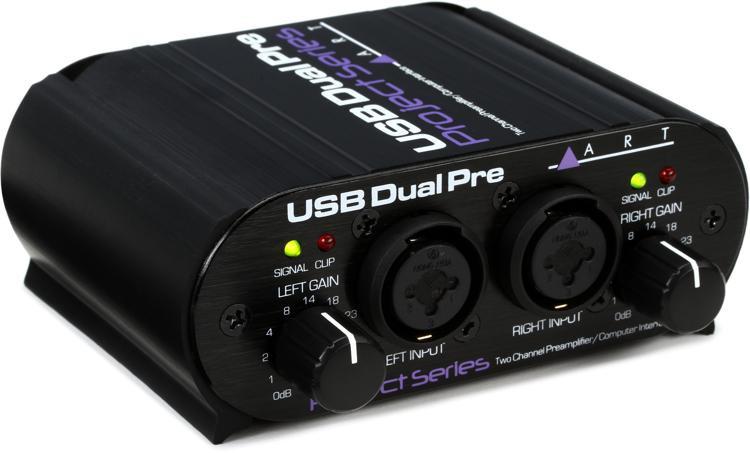 ART USB Dual Pre image 1