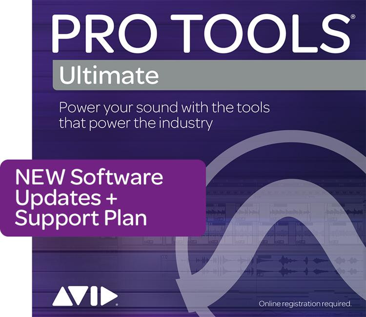 Avid Annual Upgrade and Support Plan for Pro Tools HD - Reinstatement image 1