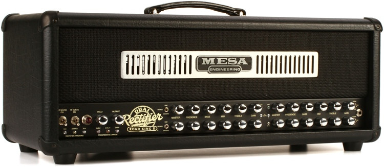 Mesa/Boogie Road King II 120-watt Tube Head image 1