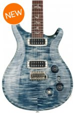 PRS Paul's Guitar Figured Top with Gen III Tremolo - Faded Whale Blue