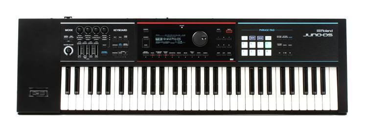 Roland JUNO-DS61 61-key Synthesizer image 1