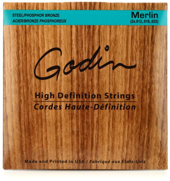 Seagull Guitars Merlin Strings image 1