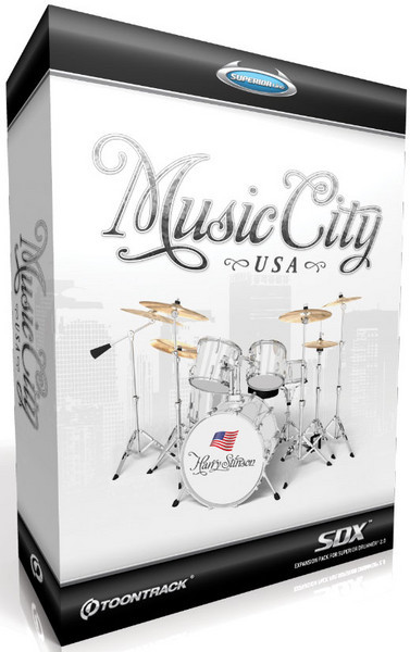 Toontrack SDX Music City (download) image 1