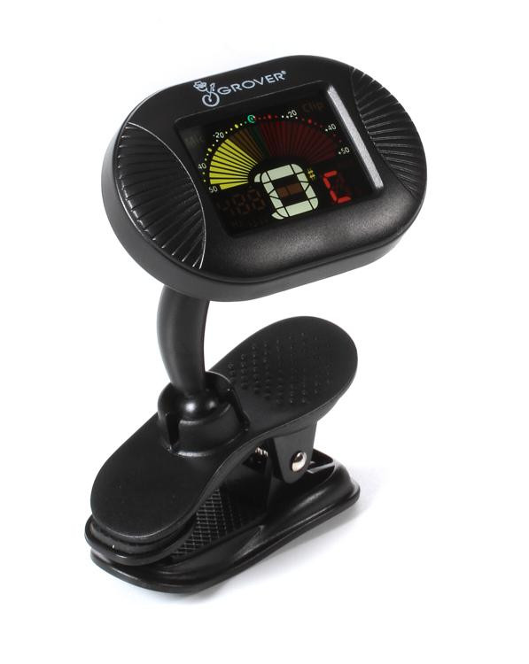 grover gp680t chromatic clip on tuner sweetwater. Black Bedroom Furniture Sets. Home Design Ideas