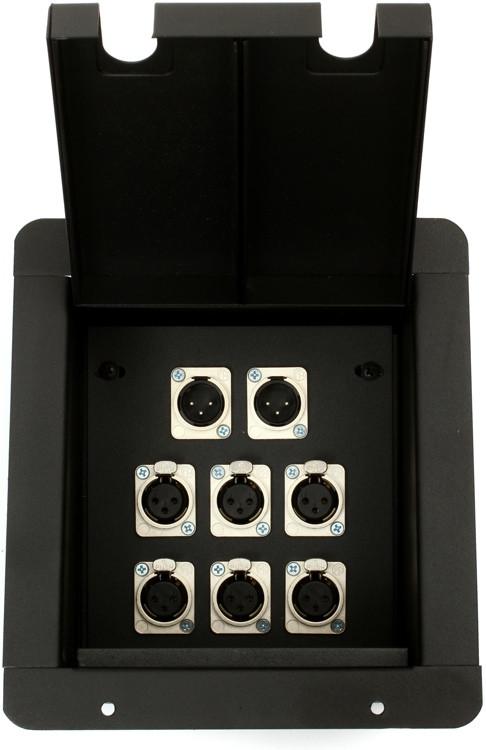 Pro Co PM6XF2XM Mini Floor Box image 1
