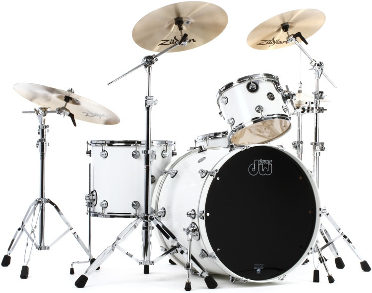 DW Performance Series 3-piece Shell Pack - 24