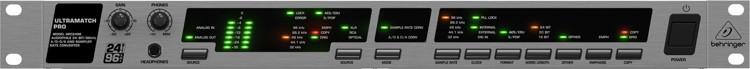 Behringer Ultramatch Pro SRC2496 image 1