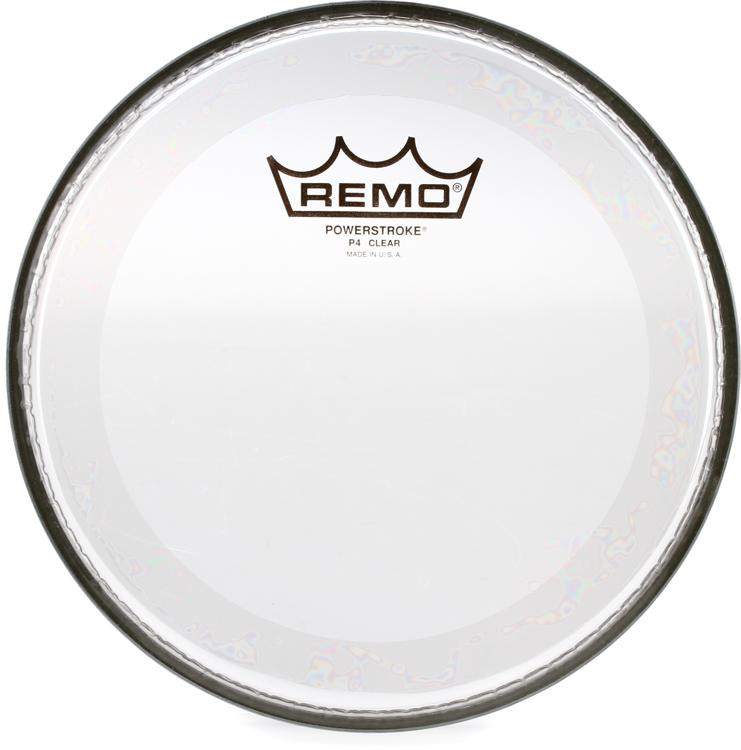Remo Powerstroke 4 Clear Drum Head - 8