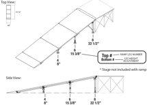 IntelliStage IS24RC Equipment Ramp
