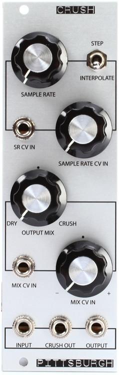 Pittsburgh Modular Crush Eurorack Analog Decimator Module image 1