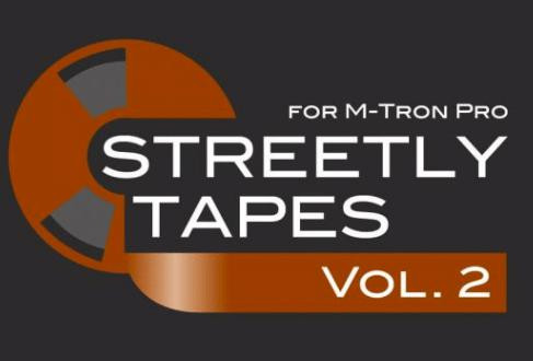 GForce The Streetly Tapes Vol. 2 Expansion Pack for M-Tron Pro image 1