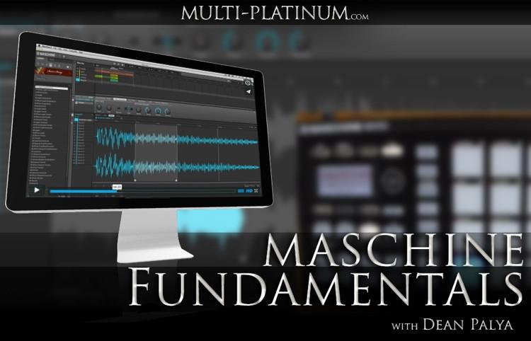 Multi Platinum Maschine Fundamentals Interactive Course image 1