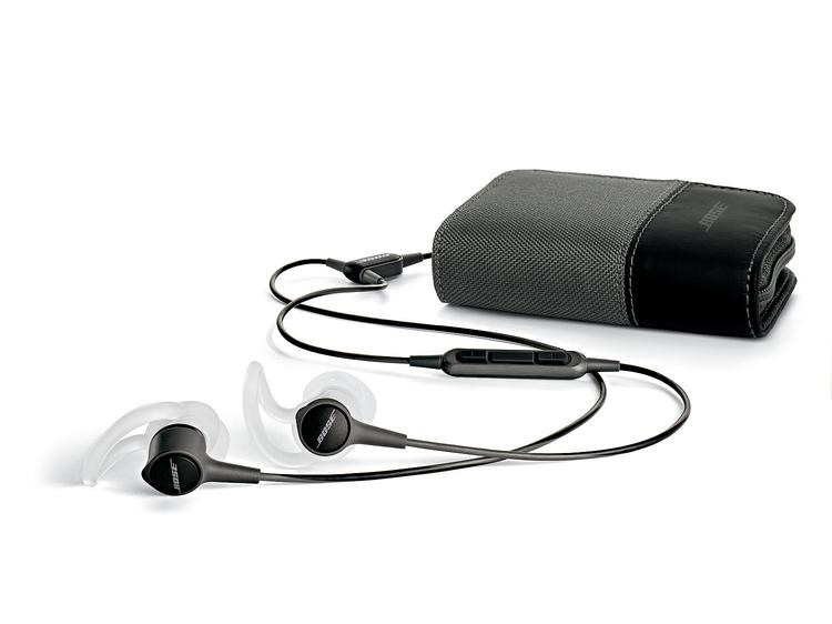 Bose SoundTrue Ultra In-ear Headphones for Apple - Charcoal image 1