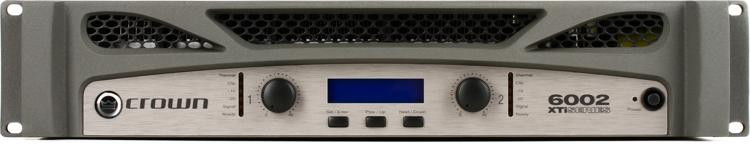 Crown XTi 6002 Power Amplifier image 1