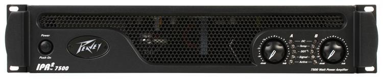 Peavey IPR2 7500 Power Amplifier image 1