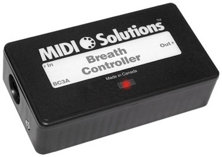 MIDI Solutions Breath Controller image 1