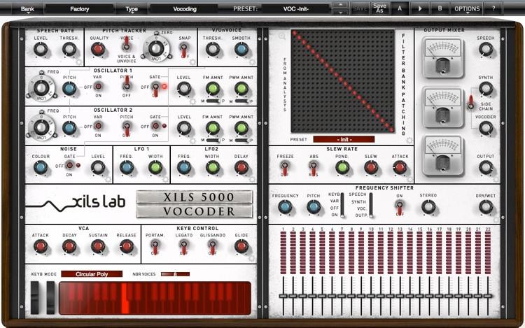 XILS-lab Vocoder 5000 Plug-in image 1
