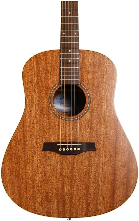 seagull guitars s6 mahogany deluxe natural sweetwater. Black Bedroom Furniture Sets. Home Design Ideas