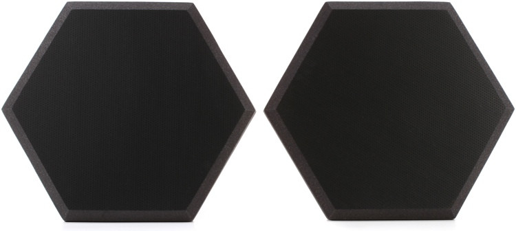 Ultimate Acoustics Hexagon Acoustic Panel - 24