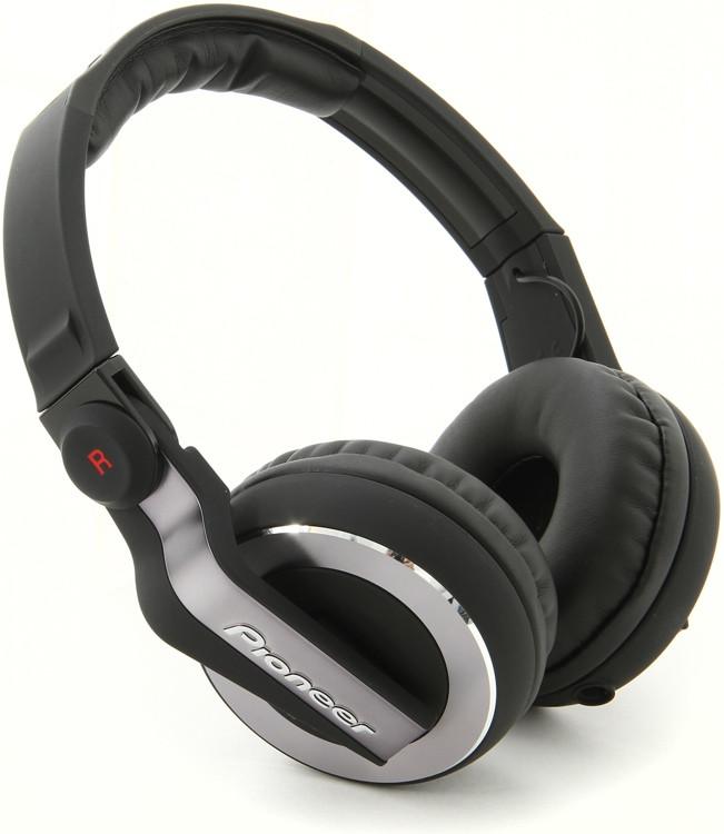 Pioneer DJ HDJ-500 DJ Headphones - Black image 1