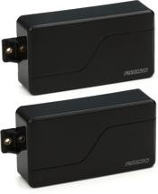 Fishman Fluence Modern Humbucker Pickup Set with Black Plastic Cover