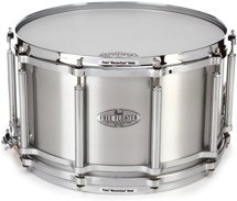 Pearl Free Floater Aluminum Snare Drum - 14
