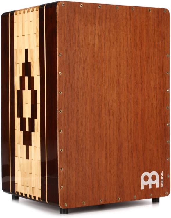 Meinl Percussion Artisan Edition Peruvian Festejo Line Flamenco Cajon - Natural Pine image 1