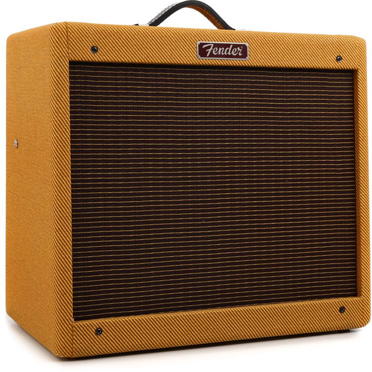 fender blues junior iii 15 watt 1x12 tube combo amp lacquered tweed sweetwater. Black Bedroom Furniture Sets. Home Design Ideas