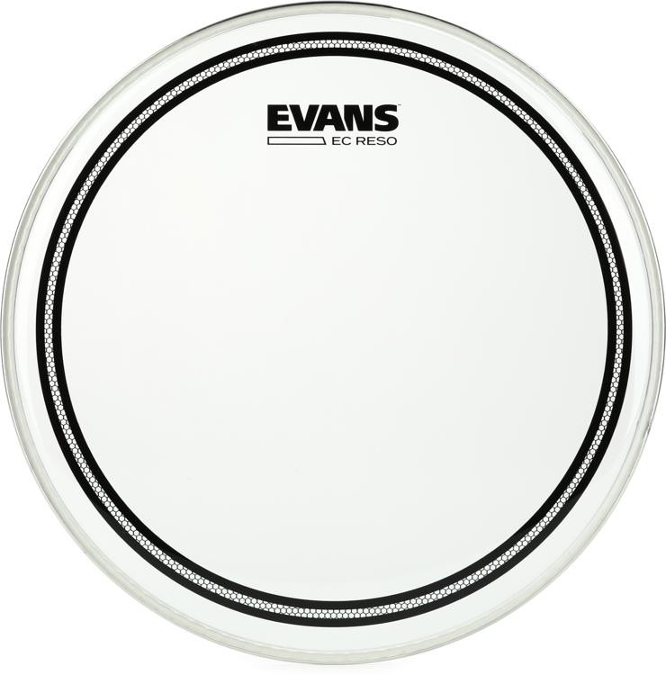 Evans EC Resonant Head - 12