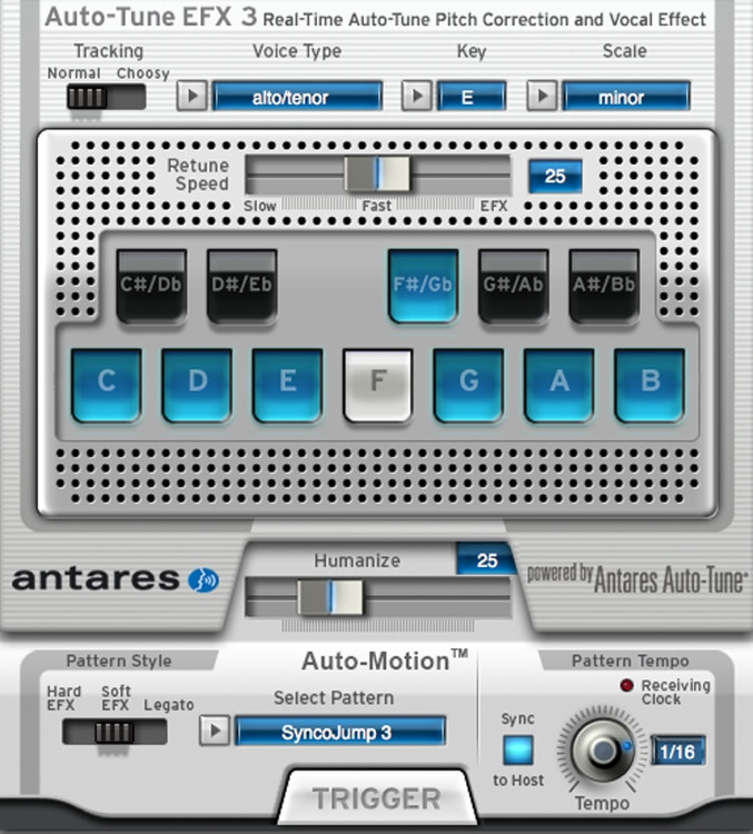 Antares Auto-Tune EFX 3 (download) image 1