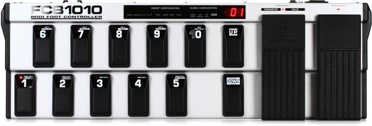 Behringer MIDI Foot Controller FCB1010 image 1