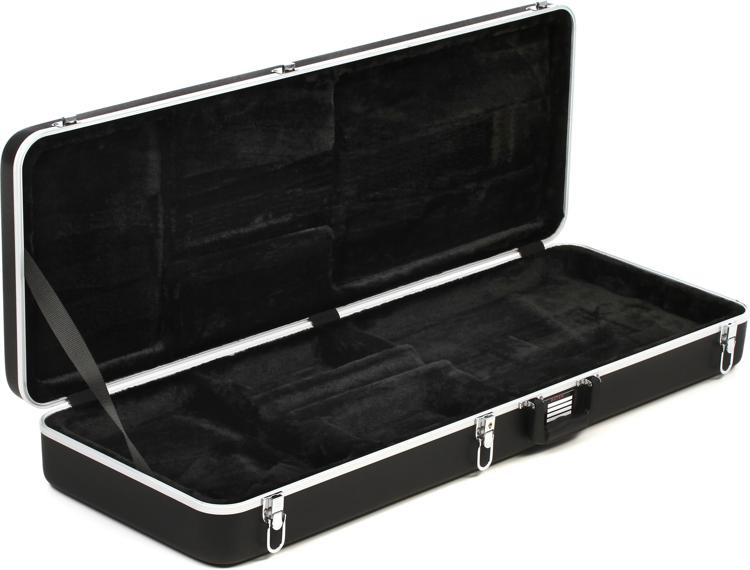 Gator Deluxe ABS Molded Case - Double-cutaway Electric Guitar image 1