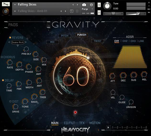 Heavyocity Gravity image 1