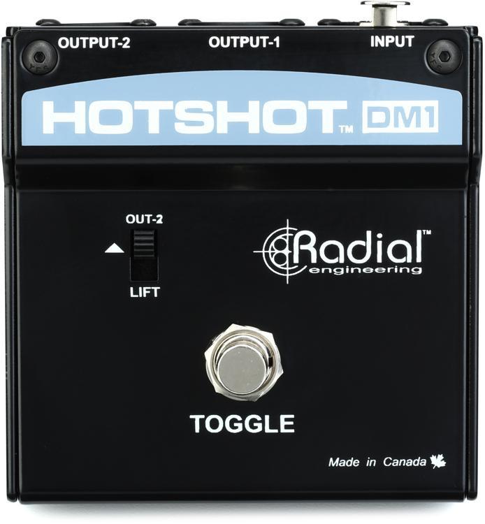 Radial HotShot DM-1 Stage Mic Toggle image 1