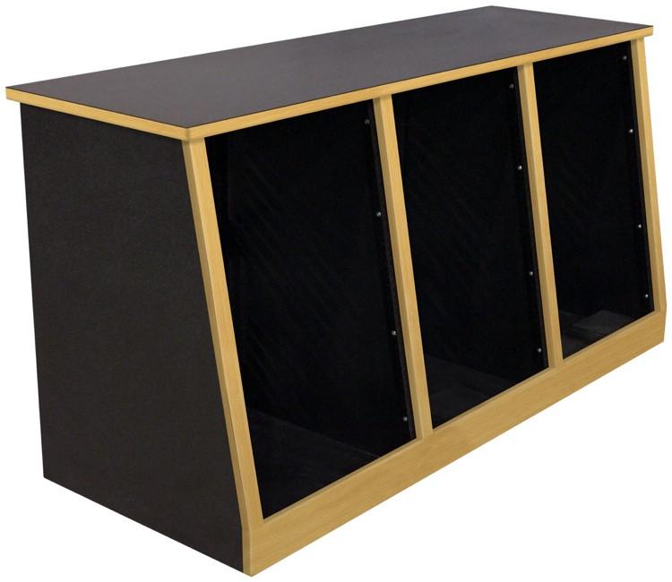 Sound Construction R16-3 SL OK Rack - 16 Space, 3-Bay image 1