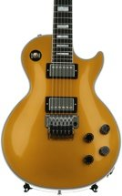 Gibson Custom Les Paul Custom Limited - Floyd Rose, Antique Gold