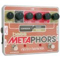 Electro-Harmonix Bass Metaphors Bass Distortion / Compressor Pedal