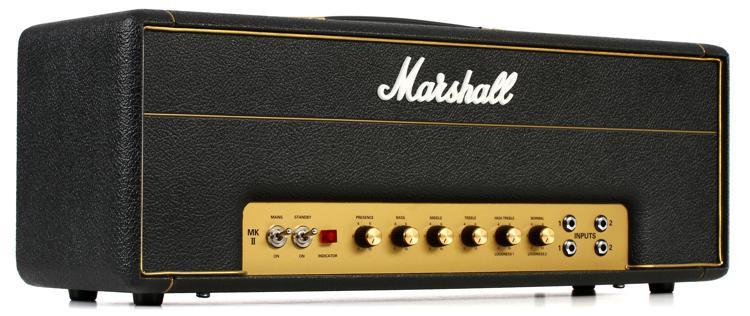 Marshall 1987X 50-watt Plexi Tube Head with FX Loop image 1