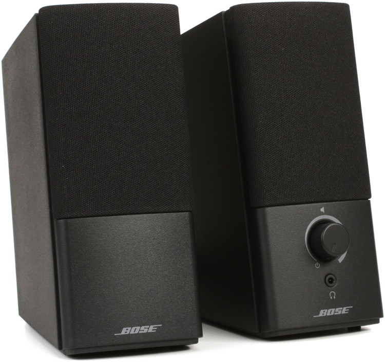 bose companion 2 series iii multimedia monitor system sweetwater. Black Bedroom Furniture Sets. Home Design Ideas