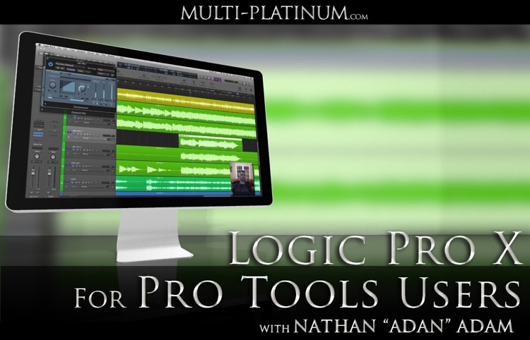 Multi Platinum Logic for Pro Tools Users Interactive Course image 1