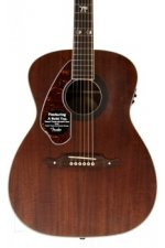 Fender Tim Armstrong Hellcat Acoustic Left-handed - Natural