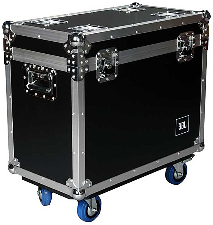JBL Bags JBL-FLIGHT-EON510/210P Flight Case for Two EON510 / EON210P image 1
