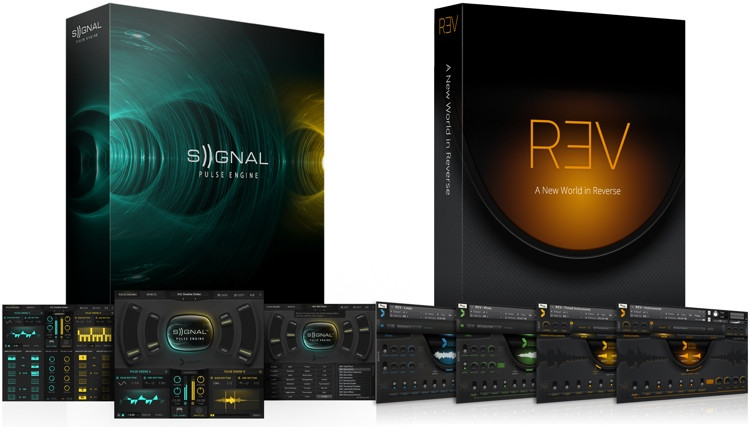 Output REV & SIGNAL Bundle image 1