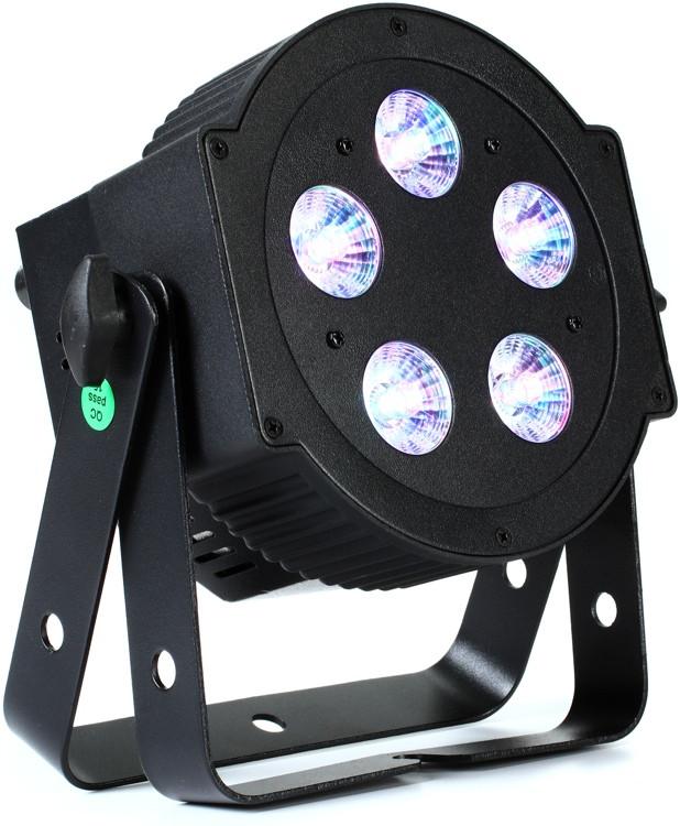 ADJ 5P HEX RGBA+UV Par image 1