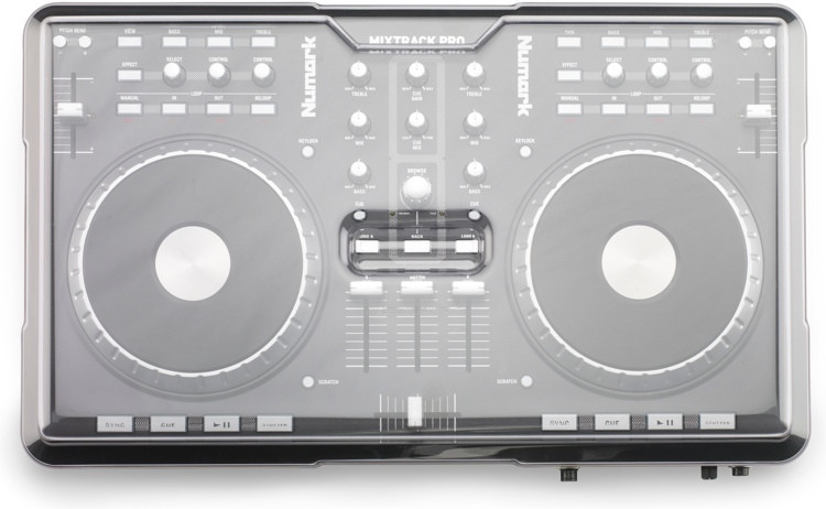 Decksaver Cover for Numark Mixtrack Pro 2 image 1