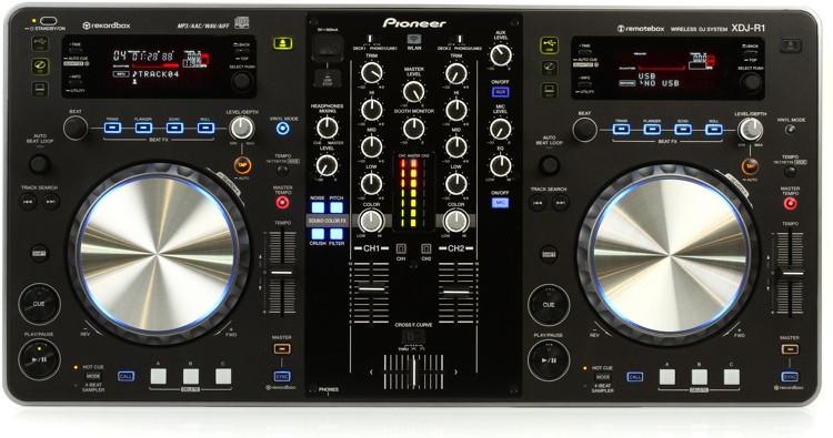 Pioneer DJ XDJ-R1 DJ Controller with rekordbox image 1